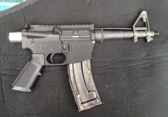 """Do it yourselfers:  """"Print"""" your own firearm receiver at home."""