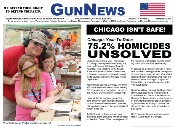 Mayor Rahm reacts to GunNews cover, pleads for 'snitches'