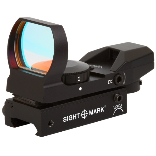 "Sightmark ""Sure Shot""  Reflex Sight REVIEW"