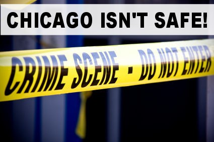 ALDERMEN SCARED!  Chicago's aldermen are frightened by crime and their constituents!