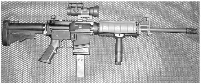 The Girlie Gun