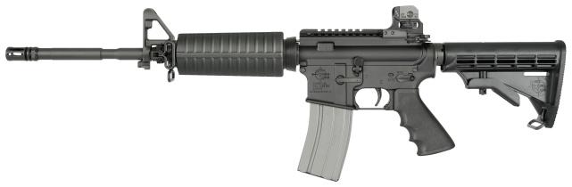 GREAT GUNS IV is underway!