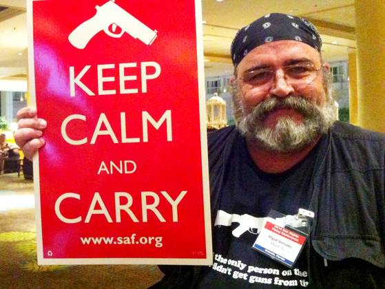 Gun Rights Policy Conference gets noticed in mainstream media