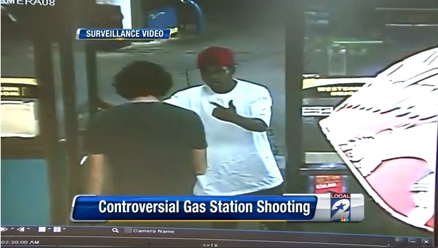 Houston thug gets perforated…