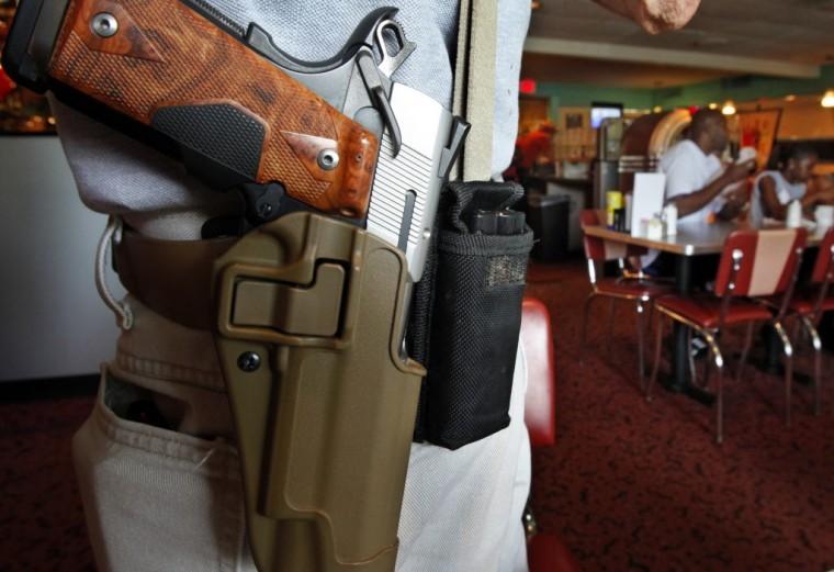 Imagine that:  More guns, less crime in Virginia