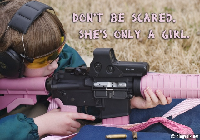 Three rules about guns every kid should know…  adults too.