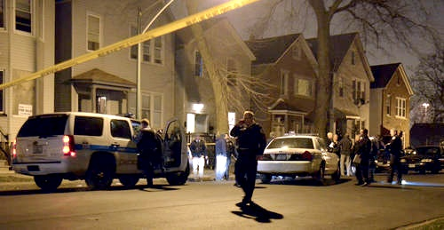 Chicago Isn't Safe:  Six dead overnight, many more wounded