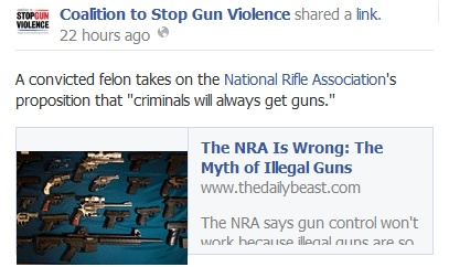 why we shouldnt illegalize guns
