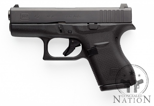 March GSL Rantoul lineup:  Win a new Glock 42 .380 pistol, Iranian Hostage Crisis survivor