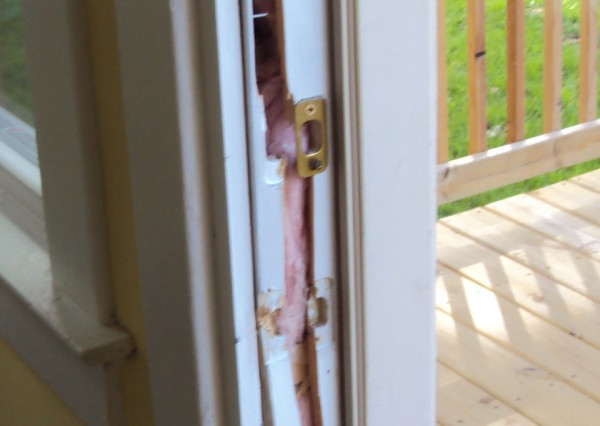 BE PREPARED:  A tale of two home invasions