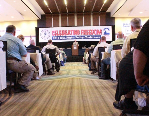 GOOD GUYS MEET!  Gun Rights Policy Conference underway!  Photos inside…