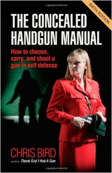 Book Review:  Concealed Handgun Manual & Thank God I Had a Gun