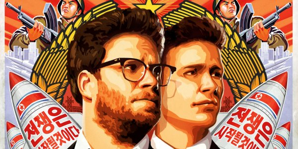 """NAMBY-PAMBIES OR LET-NO-CRISIS-GO-TO-WASTE GENIUS:  Sony pulls """"The Interview"""" on North Korean threats"""