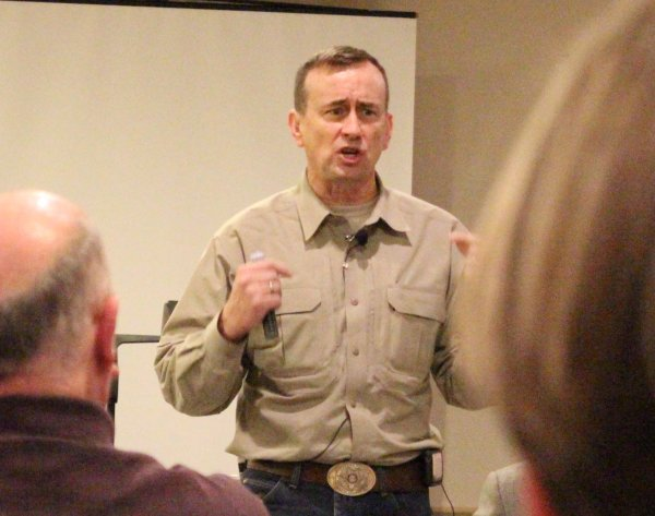 SHEEPDOGS IN CHURCH:  Grossman seminar on security in churches