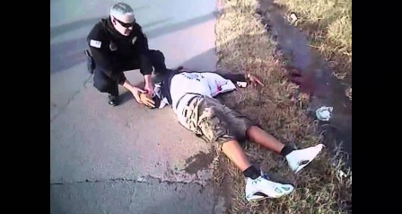 HE CAN'T BREATHE:  Go on a violent rampage, die in a ditch