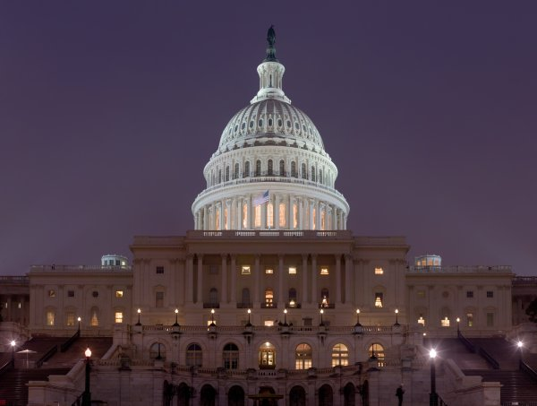 GOOD NEWS:  Good gun bills poised to pass at the federal level