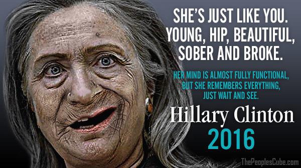 FALSE PROPHET:  Gun grabbers pinning hopes on Hillary for President