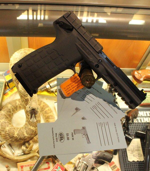 WIN A PMR-30!  Guns Save Life's Pontiac gun for May 2015