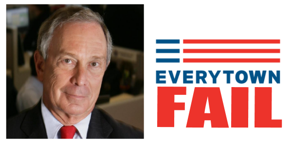 """IS THAT DESPERATION WE SMELL?  Bloomberg suggests threatening gun makers to """"save lives"""""""