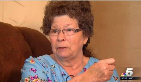 GRANDMA'S GOT A GUN:  Attack thwarted thanks to good grandma with a gun