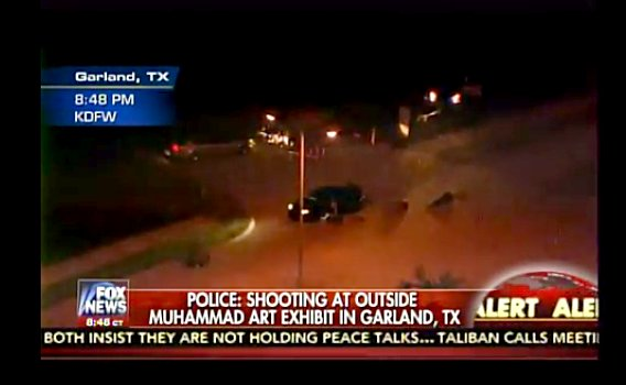 """SMACKDOWN: Texas cops put end to Muslim terror attack at """"Draw"""