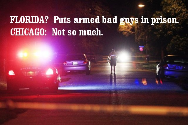 NO JUSTICE, NO PEACE!  Chicago shootings up 50% in September