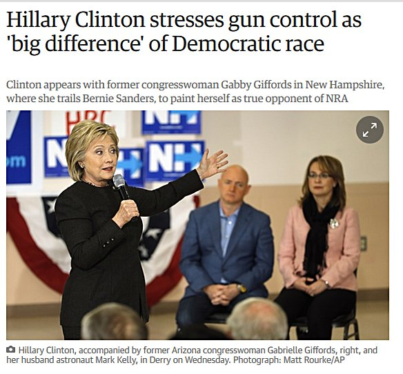 """the issue of gun control in america a hot topic for decades In a speech to the newspaper association of america in manhattan, mrs clinton offered her support for the licensing and registration measure in advance of the million mom march in washington on sunday, a demonstration that is being staged in favor of what its organizers call """"common-sense gun control""""."""