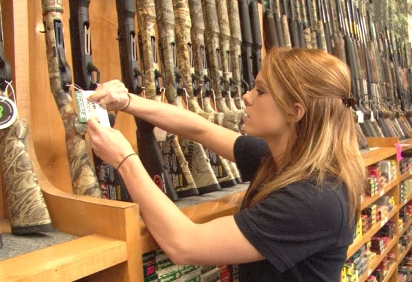 BROKEN RECORD:  January 2016 sets 9th month of record gun sales in a row