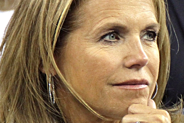 """FAKER THAN PROFESSIONAL WRESTLING:  Katie Couric's new anti-gun """"documentary"""""""