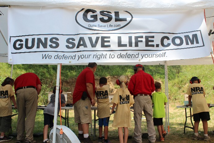 IL:  Guns Save Life at the nation's longest-running NRA Youth Shooting Camp