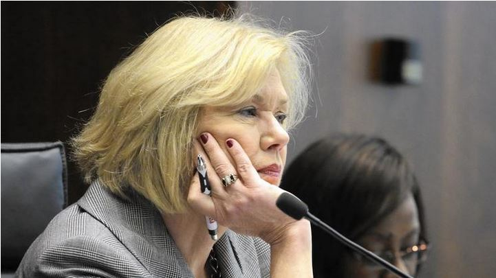 LAST CALL:  Witness slips on anti-gun subject matter hearing in the Illinois Senate