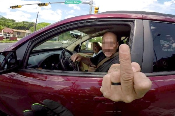 IT HAPPENED TO ME:  Chicago road rager's impulse control restored by Mr. Glock