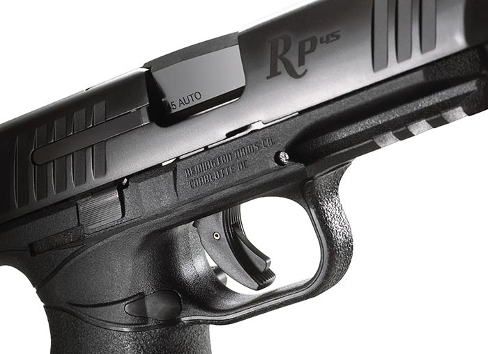 More on the New Remington RP-series of polymer pistols!