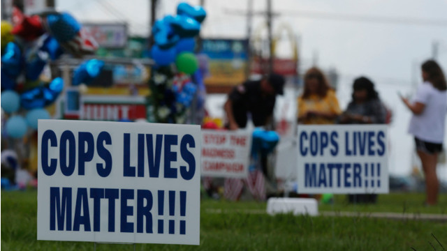 TRUST:  American trust in police near record highs, trust in media at record lows