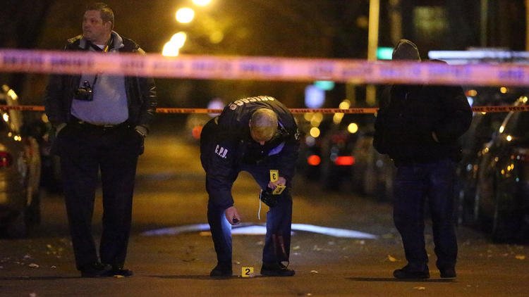 APPALLING!  Chicago: 10 Dead, 29 Wounded over MLK holiday weekend