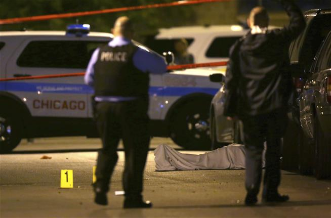 Internal Police Dirty Details of Valentine's Day Carnage in Chicago