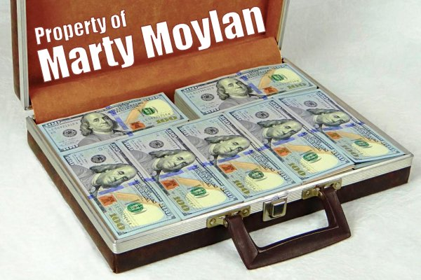 Reportedly Mob-connected Democrat Marty Moylan wants a $100 FOID card