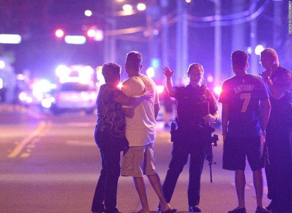LA LA LAND:  Parents of terrorist attack victim claim good guy guns mean more dead