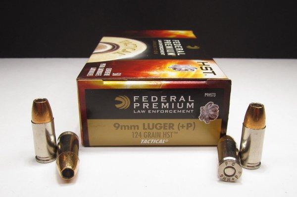 Fed 124gr HSTsm