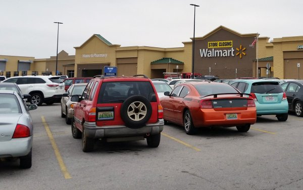 ParkinglotWalmart