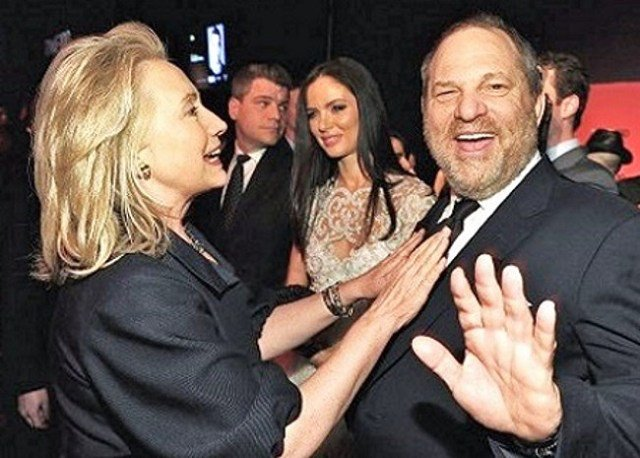 getty-hillary-clinton-harvey-weinstein-pervert