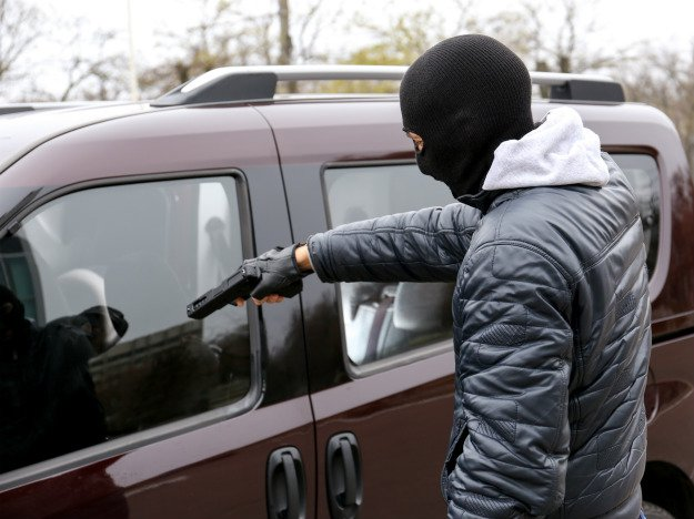 'JACKED!  Protect Yourself from Carjacking