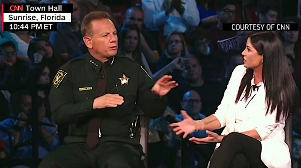 UNINTENDED CONSEQUENCES:  CNN's Scripted Gun Control Rally