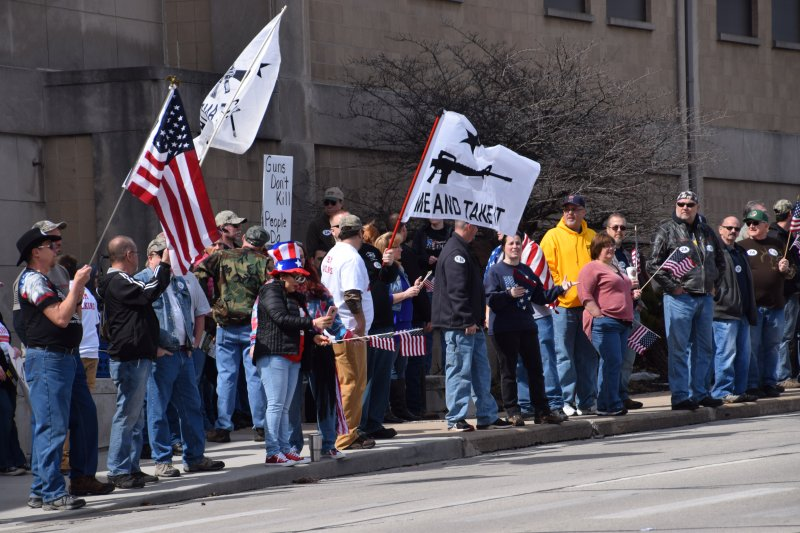 CONTAGIOUS:  YUGE gun rights rally in Decatur brings in over 500 Americans