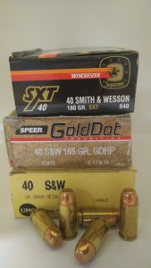 Is the .40 S&W Cartridge Extinct?