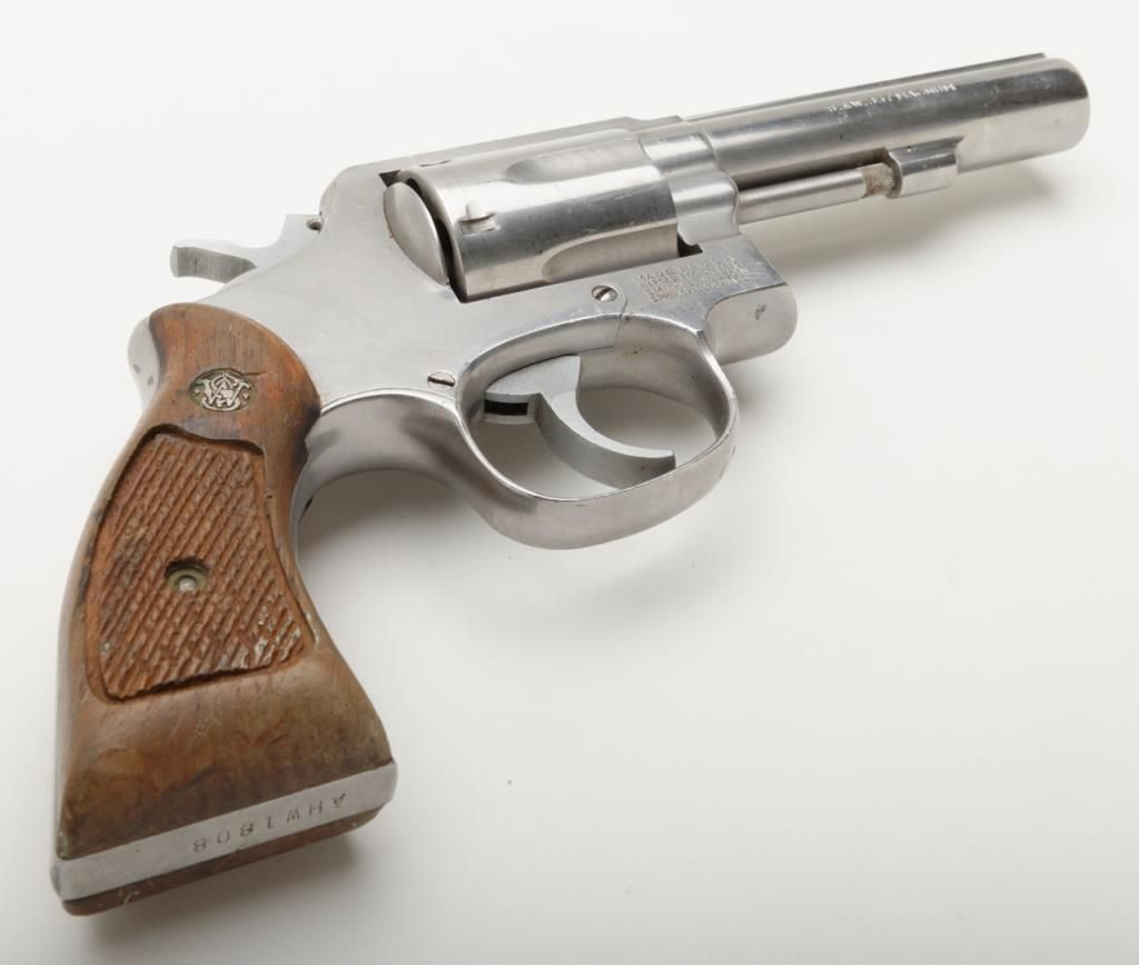 GSL President's Column:  The Case for Revolvers