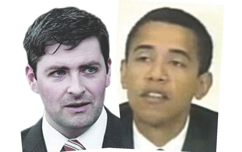 THE COMPANY YOU KEEP:  Breen, Rooney, Nybo & Curran get G-PAC/Giffords gun control endorsements