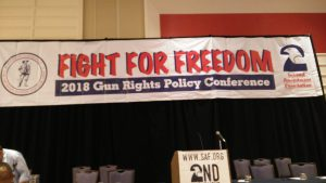 Hundreds Attend Gun Rights Policy Conference In Chicago.