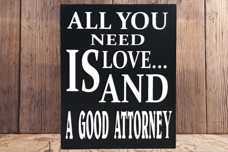 Have A Good Attorney and Coordinate With Your Significant Other...Just In Case