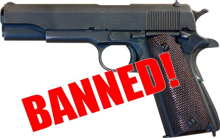 ILLINOIS GUN BAN INTRODUCED: Any semi-auto rifle, pistol
